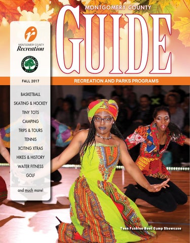 Fall 2017 Guide by Montgomery County Recreation Dept  - issuu