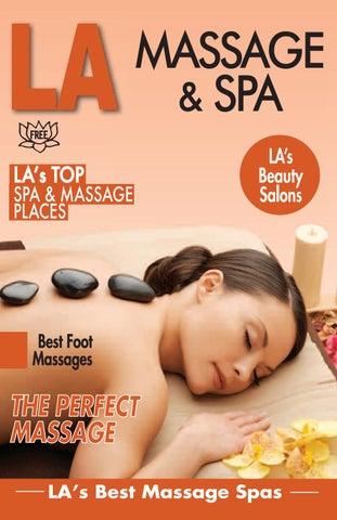 Jj Massage Glendale Ca