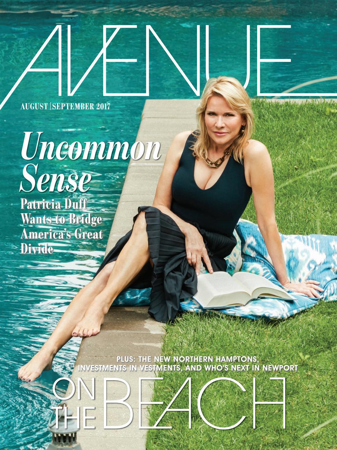 Avenue On The Beach Augustseptember 2017 By Avenue Magazine Issuu
