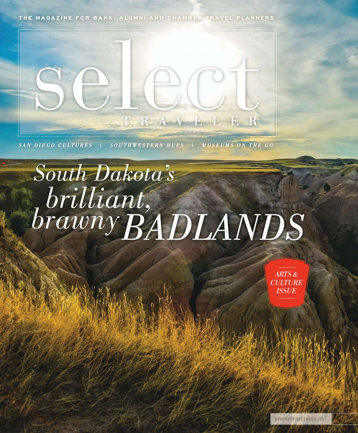Select Traveler November December 2015 By The Group Travel Leader Moko Exclusive Black Series Bb Cushion X Lip Creme Inc Issuu
