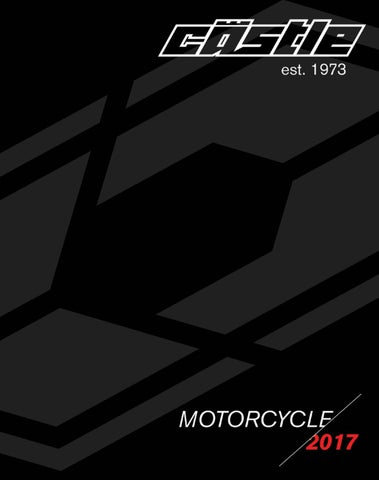 2017 Castle Motorcycle Catalog by Castle X - issuu c9cc95e47143