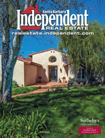 Santa Barbara Independent Real Estate, 08/10/2017 By SB Independent ...