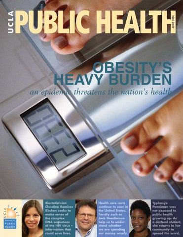 UCLA Public Health Magazine - June 2006 by UCLA Fielding School of
