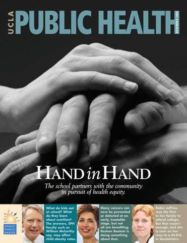 UCLA Public Health Magazine - November 2009 by UCLA Fielding School