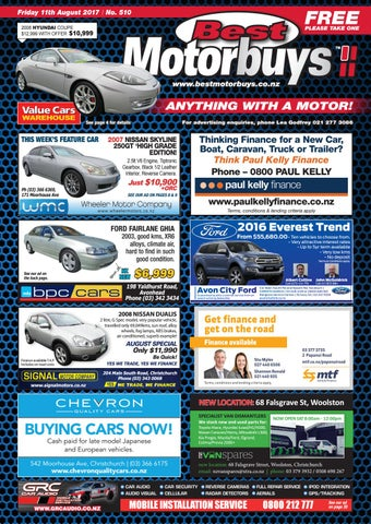 Best Motorbuys 11 08 17 By Local Newspapers   Issuu