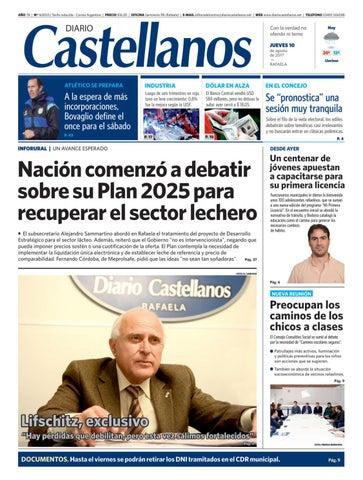 Diario Castellanos 10 08 by Diario Castellanos - issuu ce88783d3a9aa