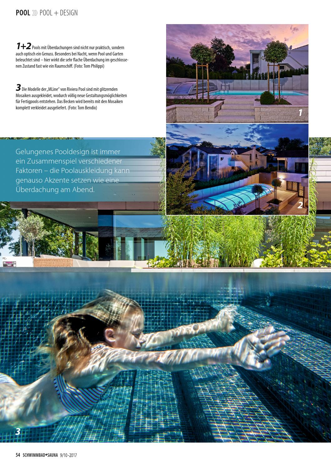 swimmingpool design ideen flachen, schwimmbader fur den garten - realitny.club, Design ideen