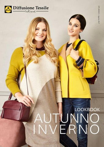 38a4212bb6 Lookbook AUTUNNO-INVERNO 2017 by Diffusione Tessile - issuu