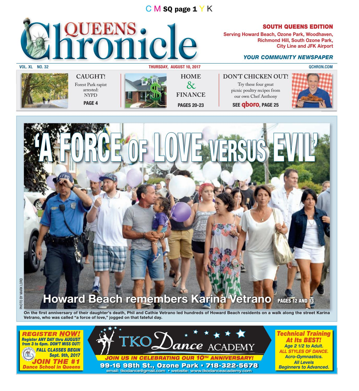 Queens Chronicle South Edition 08 10 17 by Queens Chronicle issuu