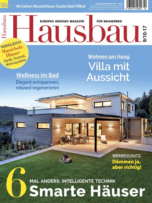 Hausbau 9/10-20107 by Fachschriften Verlag - issuu