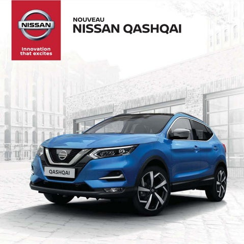 e brochure nouveau nissan qashqai 2017 by karita interactive issuu. Black Bedroom Furniture Sets. Home Design Ideas