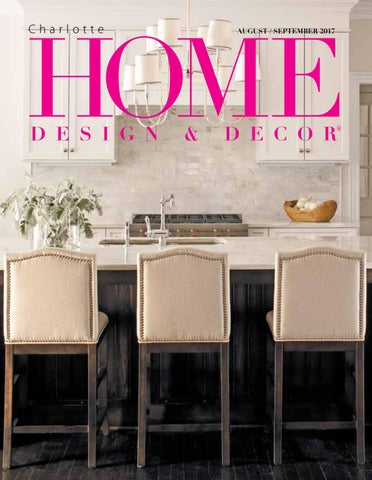 Augustseptember 2017revised By Home Design Decor Magazine