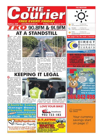 The Courier Edition 334 By The Courier Newspaper Issuu