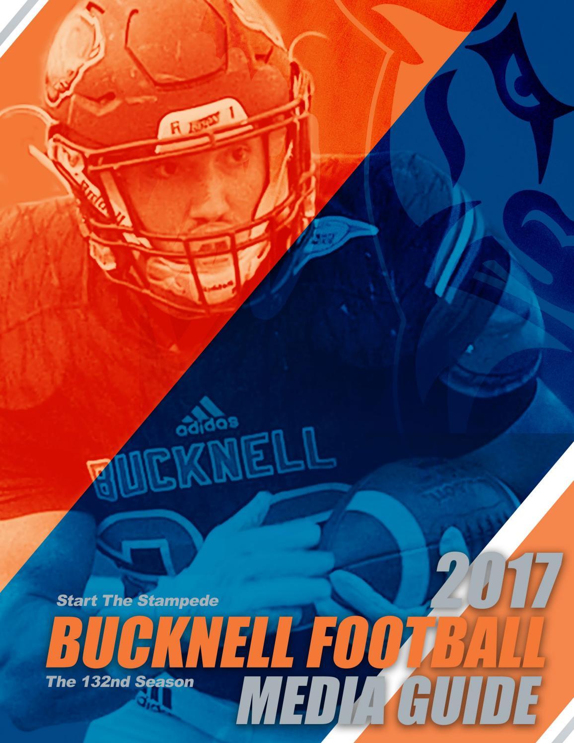 3034fc3cad3d9d 2017 Bucknell Football Media Guide by Bucknell University - issuu