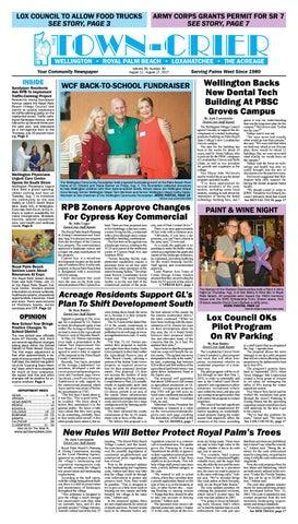 Town Crier Newspaper August 11 2017
