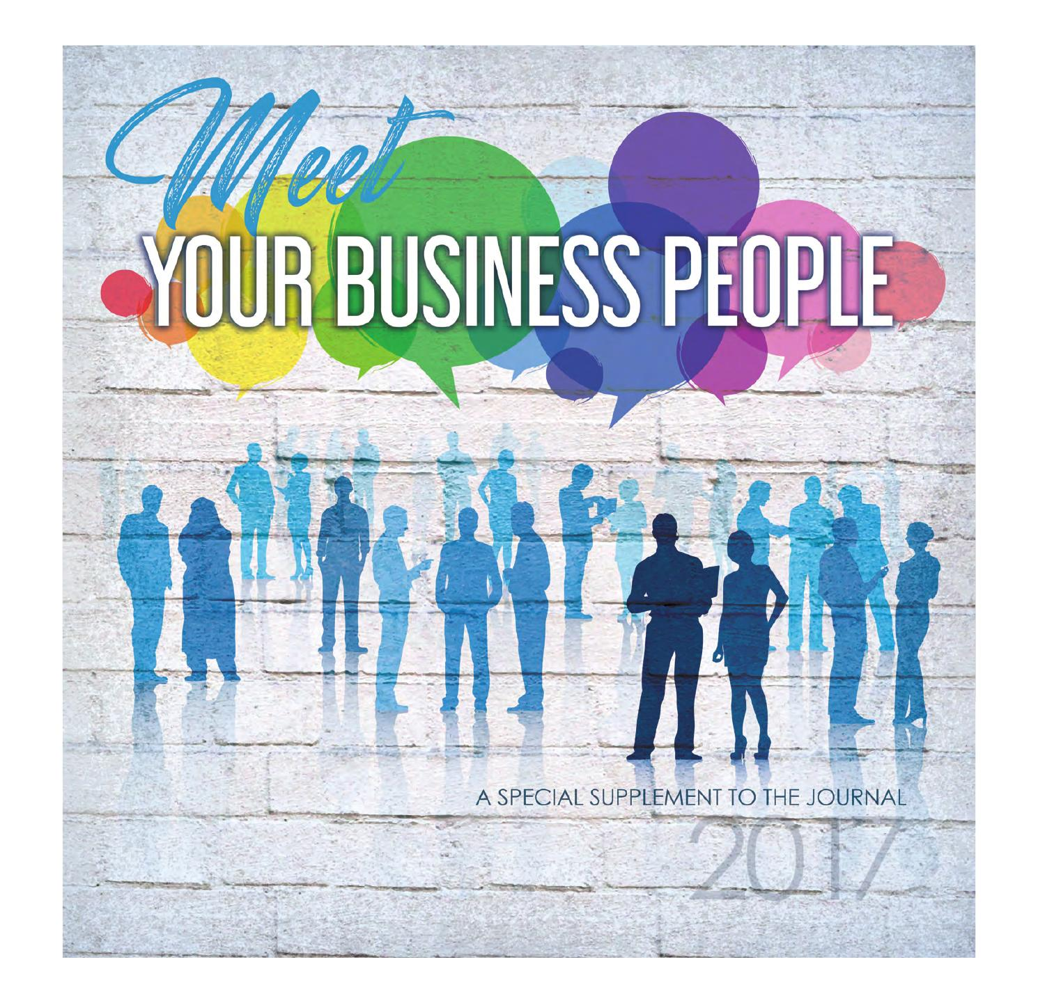 Meet Your Business People By The Journal, New Ulm