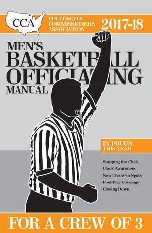 Cca basketball manual array 2017 18 cca men u0027s basketball manual by referee magazine issuu rh issuu com fandeluxe Images