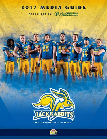 Fb media guide 2017 by South Dakota State University Athletics - issuu 0749e782aa6