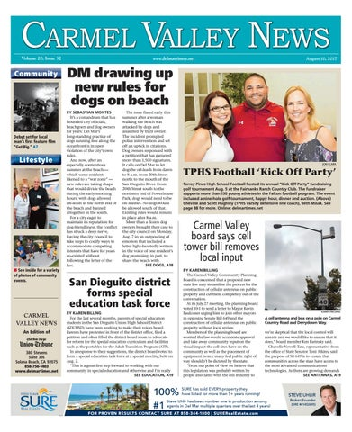ce04164f3ce Carmel Valley News 08 10 17 by MainStreet Media - issuu