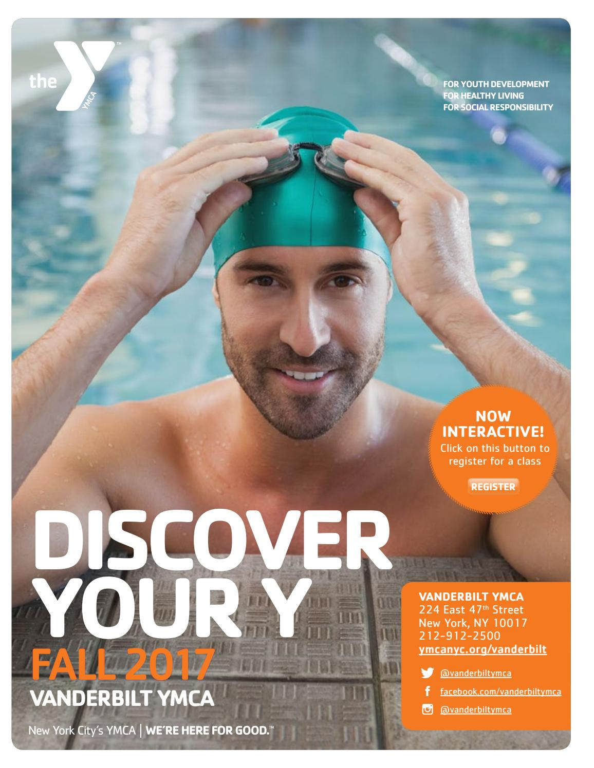 vanderbilt fall 2017 program guides by new york city's ymca - issuu