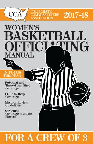 Cca basketball manual page 1 array 2017 18 cca women u0027s basketball officiating manual by referee rh issuu com fandeluxe Images