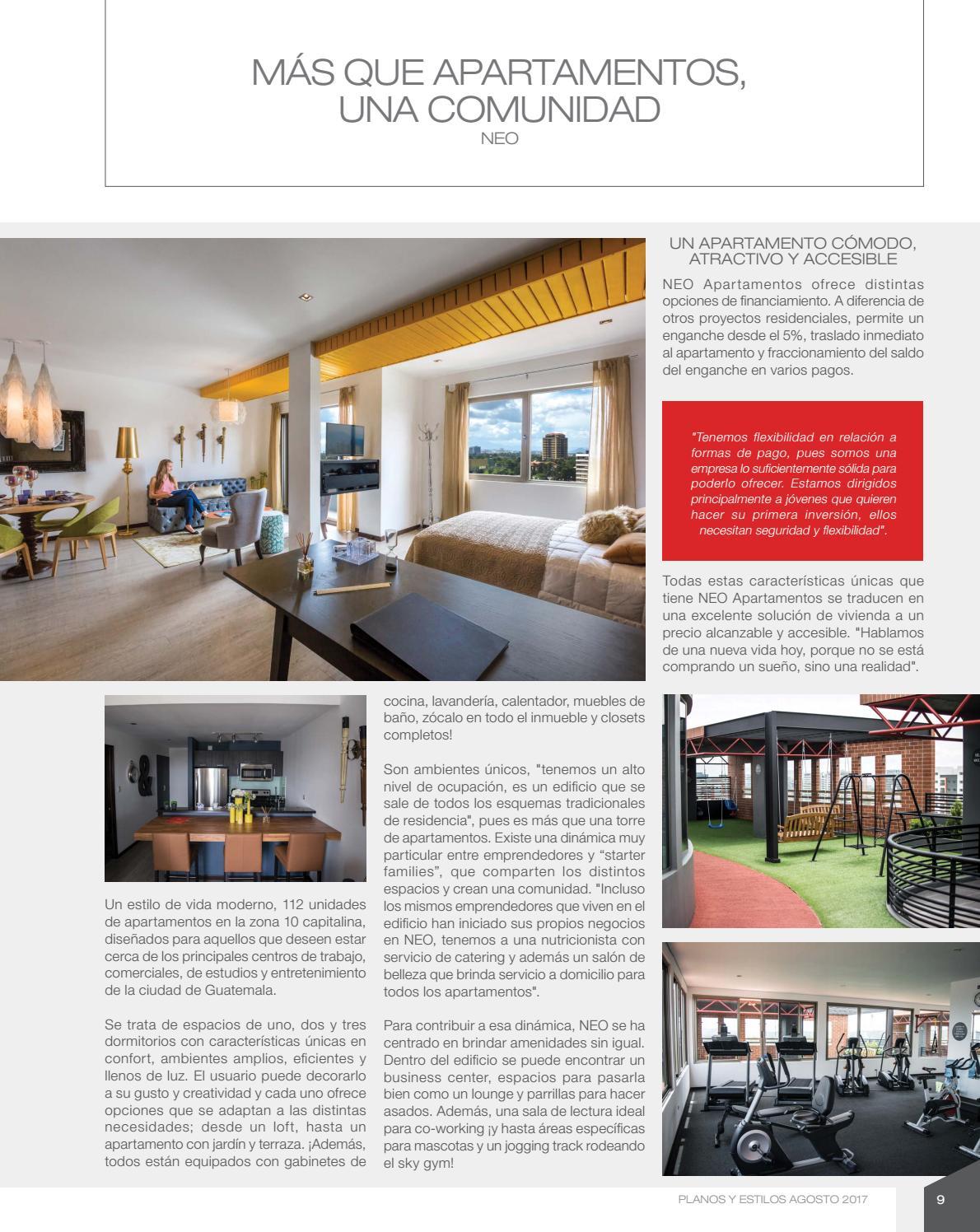 Arquitectura Comercial by Planos y Estilos - issuu