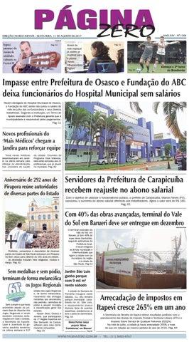 6779058e3a Página Zero Edição nº 1304 (11 08 2017) by Para acessar o seu Página ...
