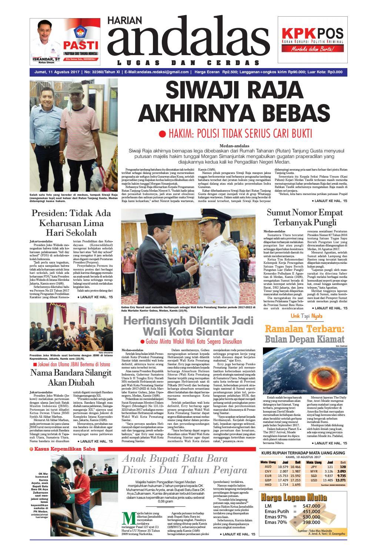 Epaper Andalas Edisi Jumat 11 Agustus 2017 By Media Issuu Produk Ukm Bumn Rc Super Power Truck Type 2
