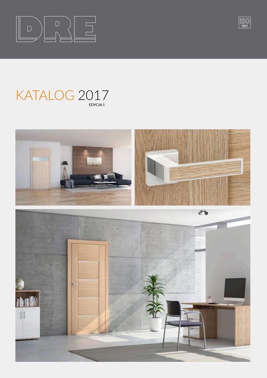 Katalog Drzwi Wewnętrznych Dre 2017 By Piotrowski Okna Issuu