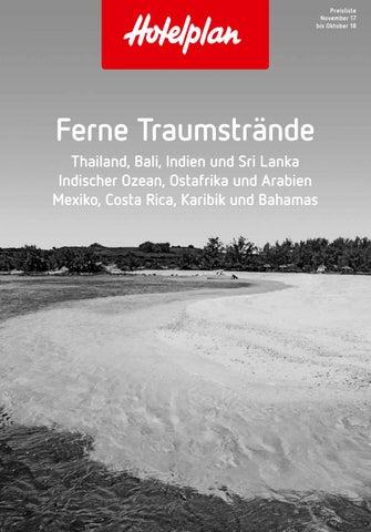 Hotelplan Ferne Traumstrände - November 2015 bis Oktober 2016 by ...
