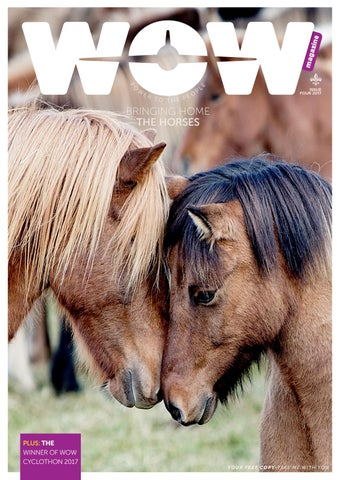 Wow Magazine Issue 4 2017 By Wow Air Issuu