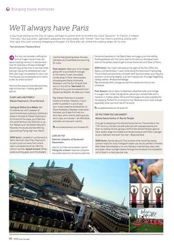 Maison Popincourt wow magazine issue 4 2017wow air - issuu