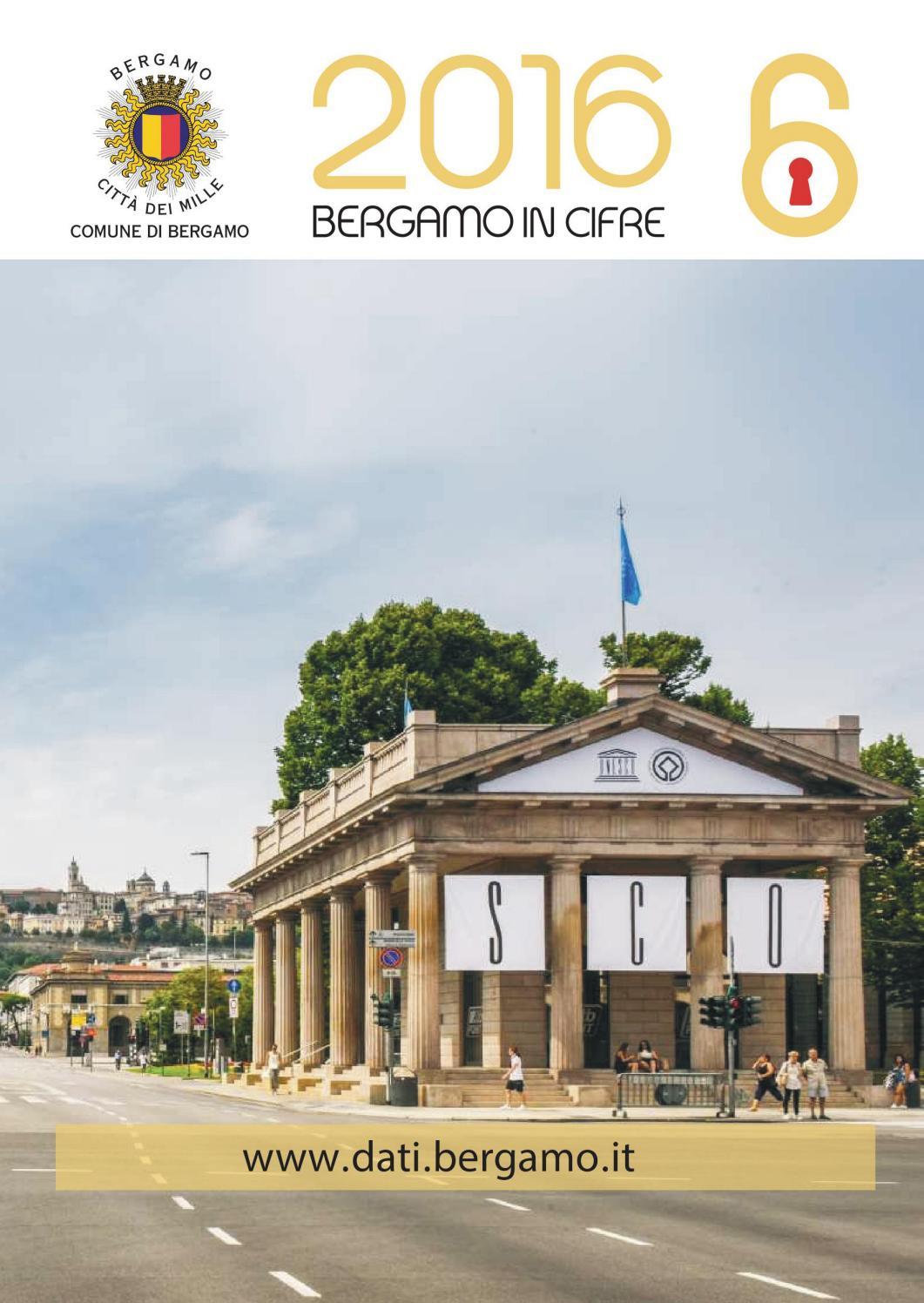 Bergamo in Cifre 2016 by Comune di Bergamo - Issuu