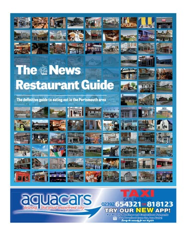 The News Restaurant Guide By Brighton Hove Independent Issuu