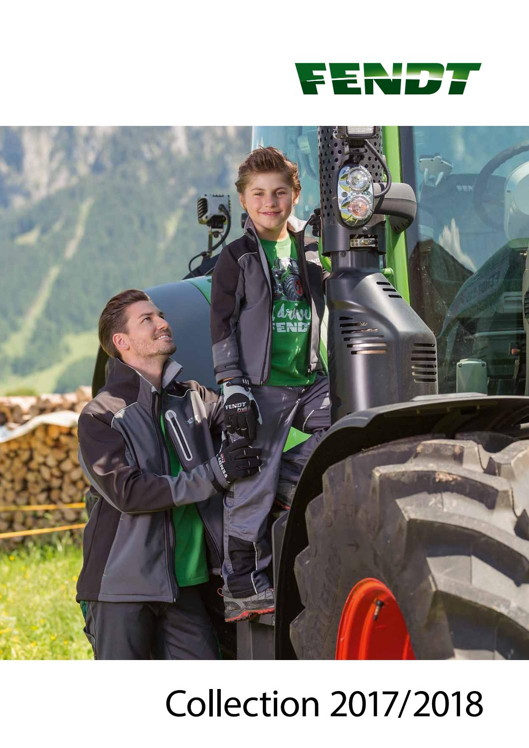 Fendt Collection 2017 18 Fr By Agco Merchandise Issuu