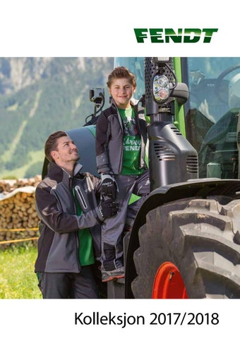 6304596c Fendt Collection 2017-18 (NO) by AGCO Merchandise - issuu