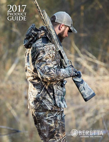 2017 product guide by Beretta USA corp - issuu