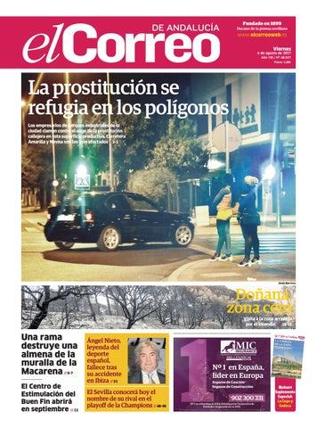 87ea2a42295bd 04.08.2017 El Correo de Andalucía by EL CORREO DE ANDALUCÍA S.L. - issuu
