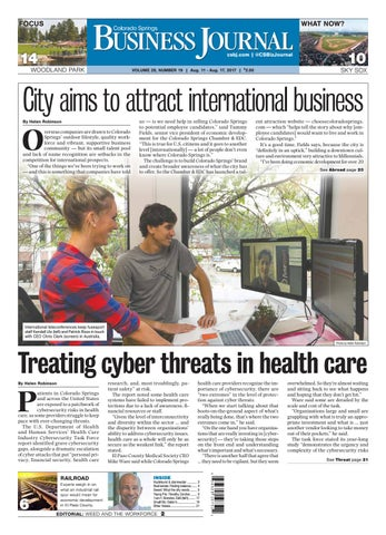 Colorado springs business journal september 29 2017 by colorado colorado springs business journal august 11 2017 malvernweather Image collections