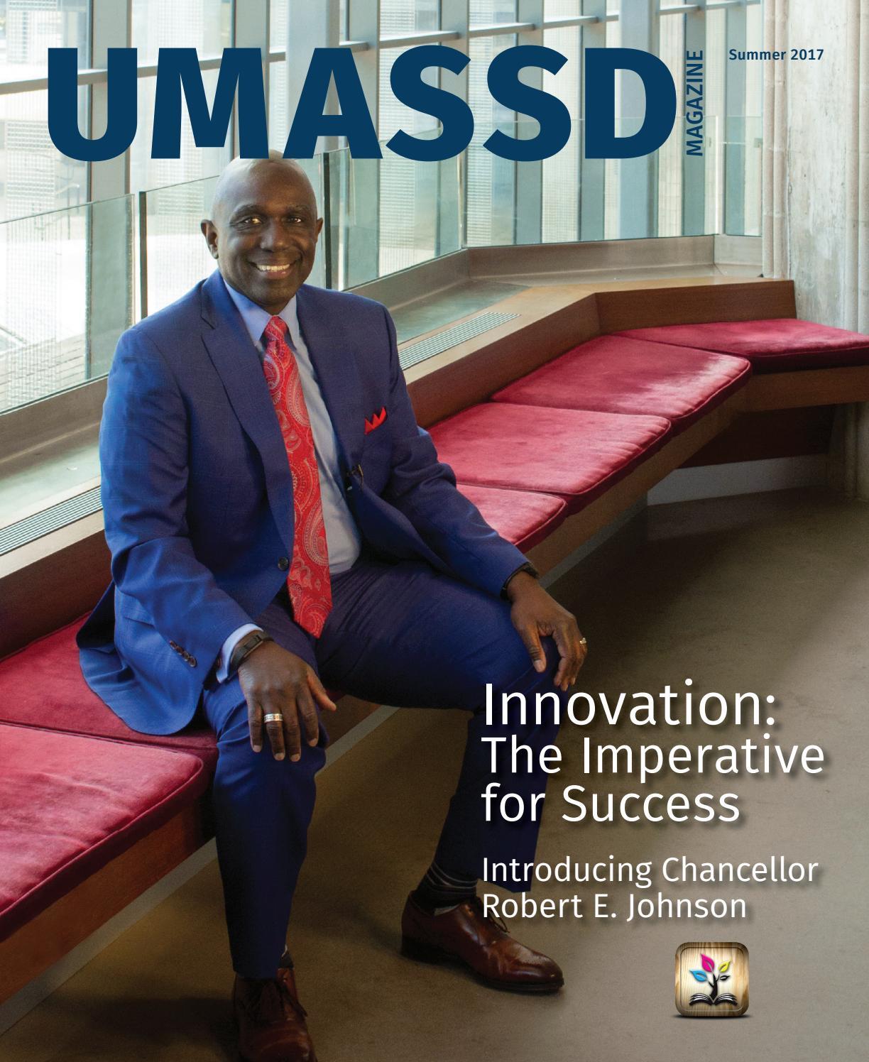 d6cce825b5 UMassD Magazine Summer 2017 by UMass Dartmouth - issuu