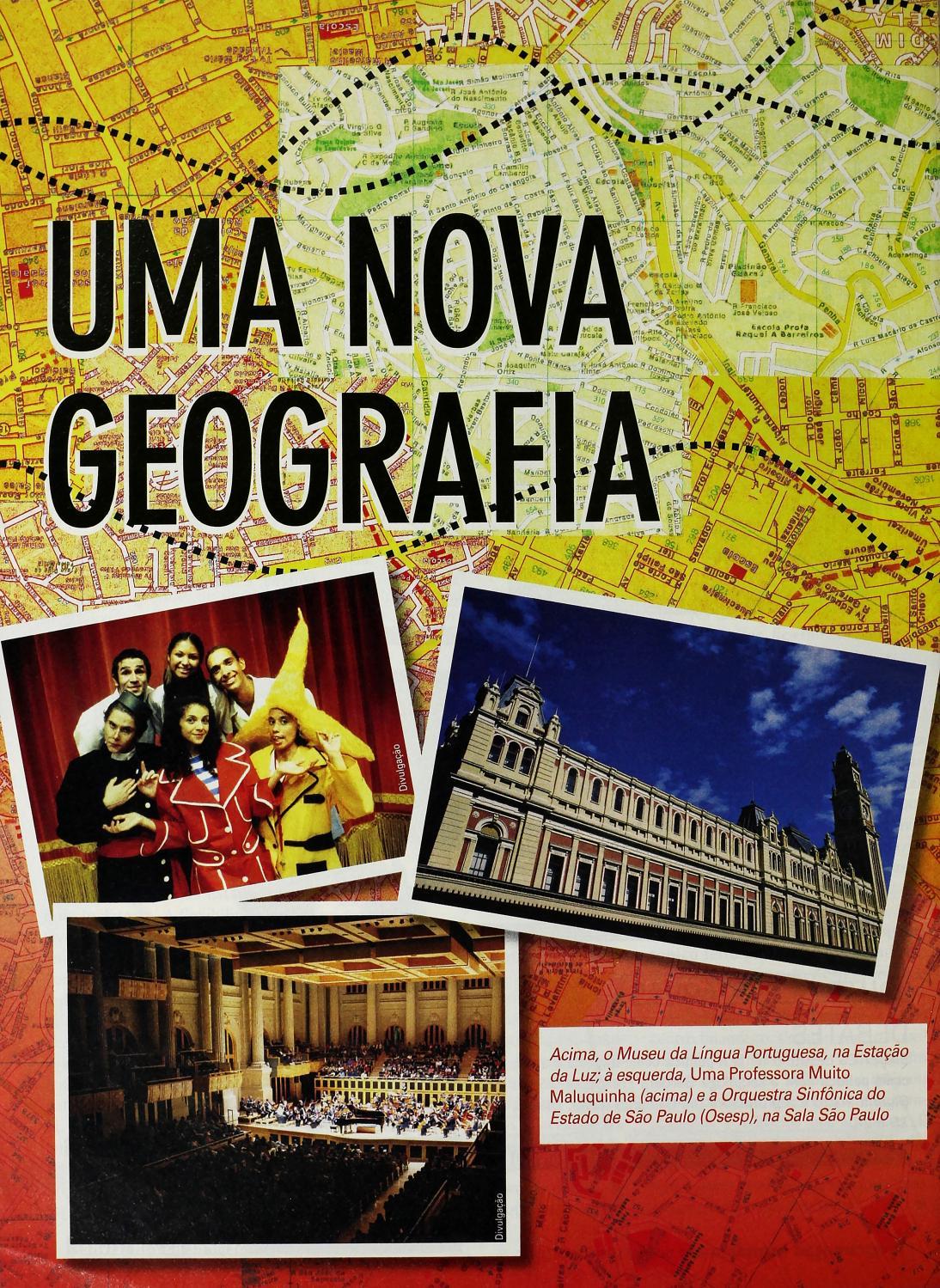 476795def1 Revista E - Abril de 2008 - ANO 14 - Nº 10 by Sesc em São Paulo - issuu