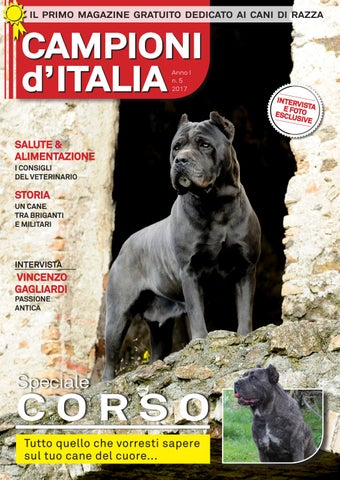 I Nostri Cani Gennaio 2018 By Enci Ente Nazionale Cinofilia