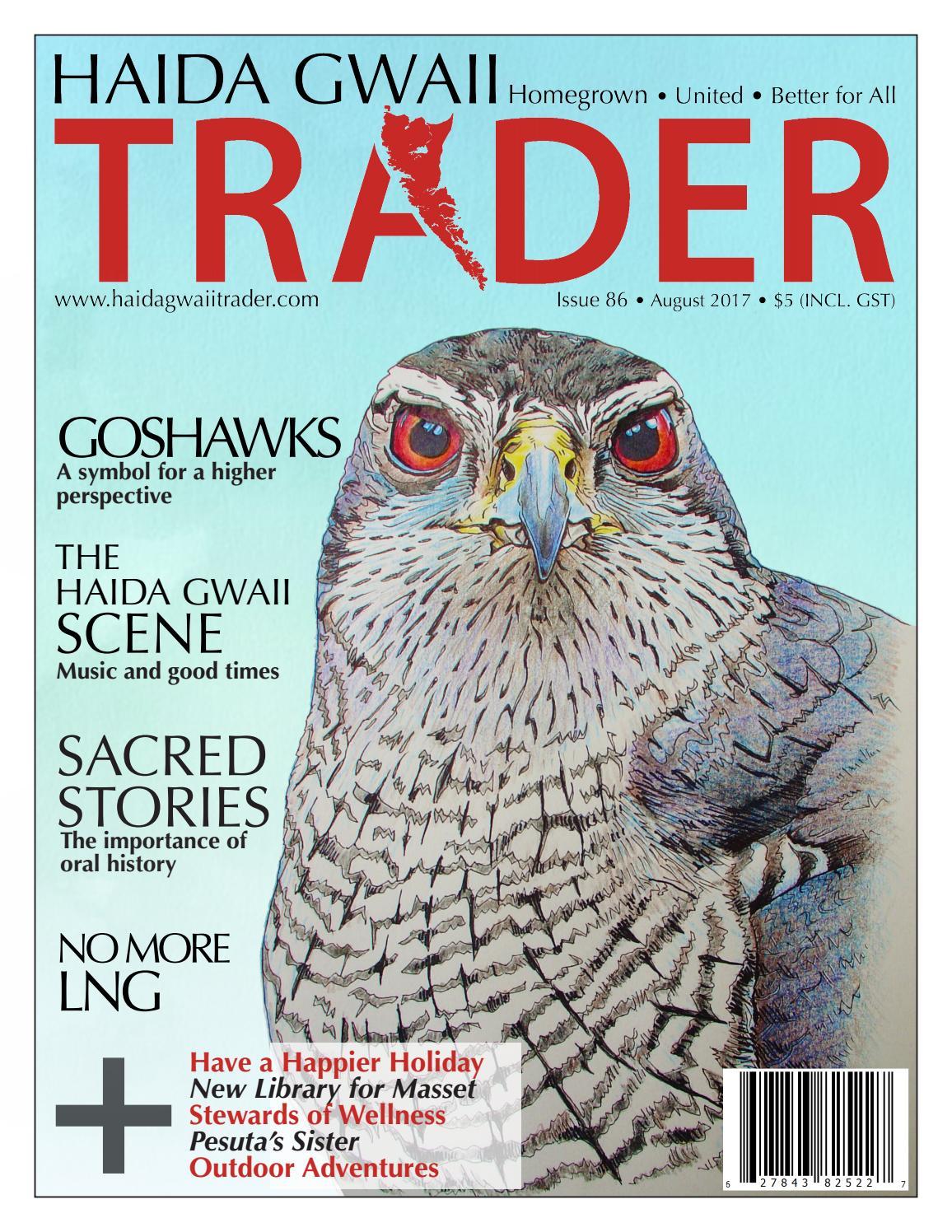 Hgt magazine 86 august 2017 by haida gwaii trader issuu buycottarizona