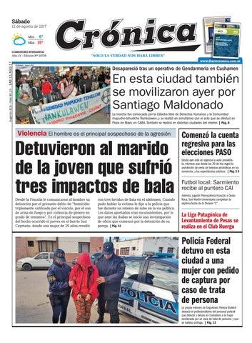 3409af0200c771290ba8a76aeedf9a2c by Diario Crónica - issuu