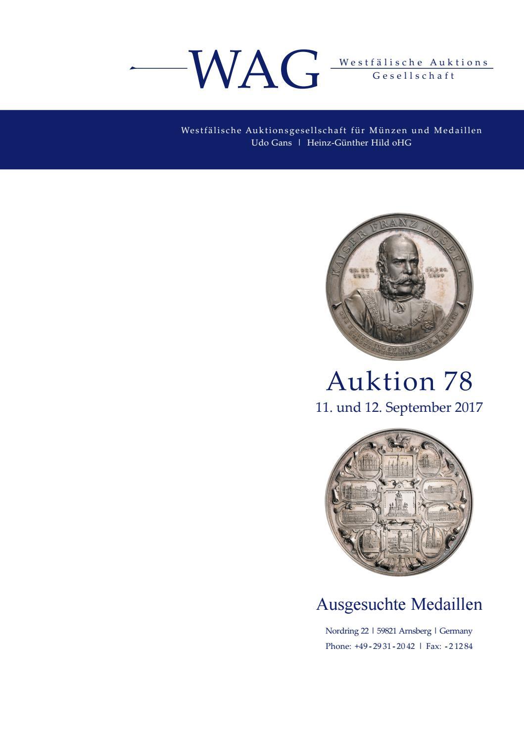 WAG Auktion 9 by WAG Auktionen   issuu