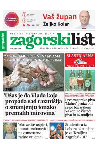 Zagorski list 694 by Zagorski list - issuu