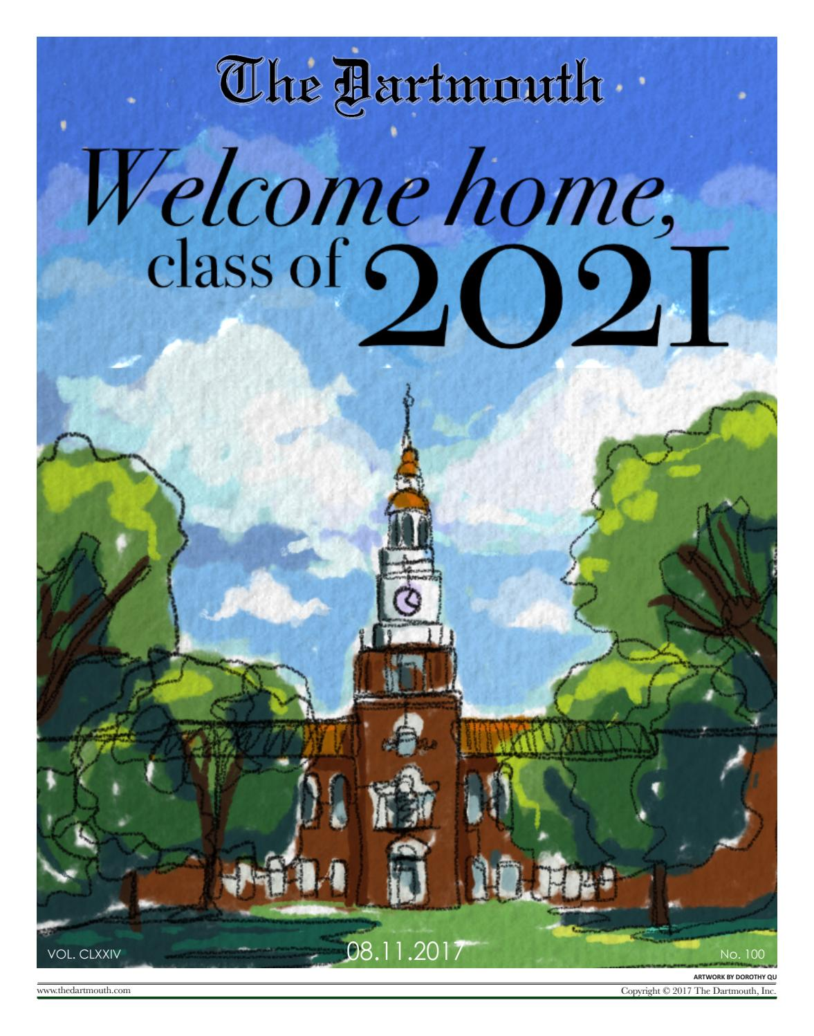 The Dartmouth - Freshman Issue 2017 by The Dartmouth Newspaper - issuu cf183c2ad