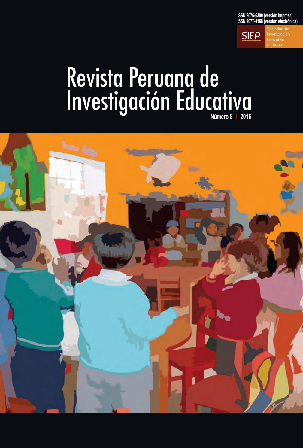 Revista peruana de investigacion educativa by Víctor Vásquez - issuu
