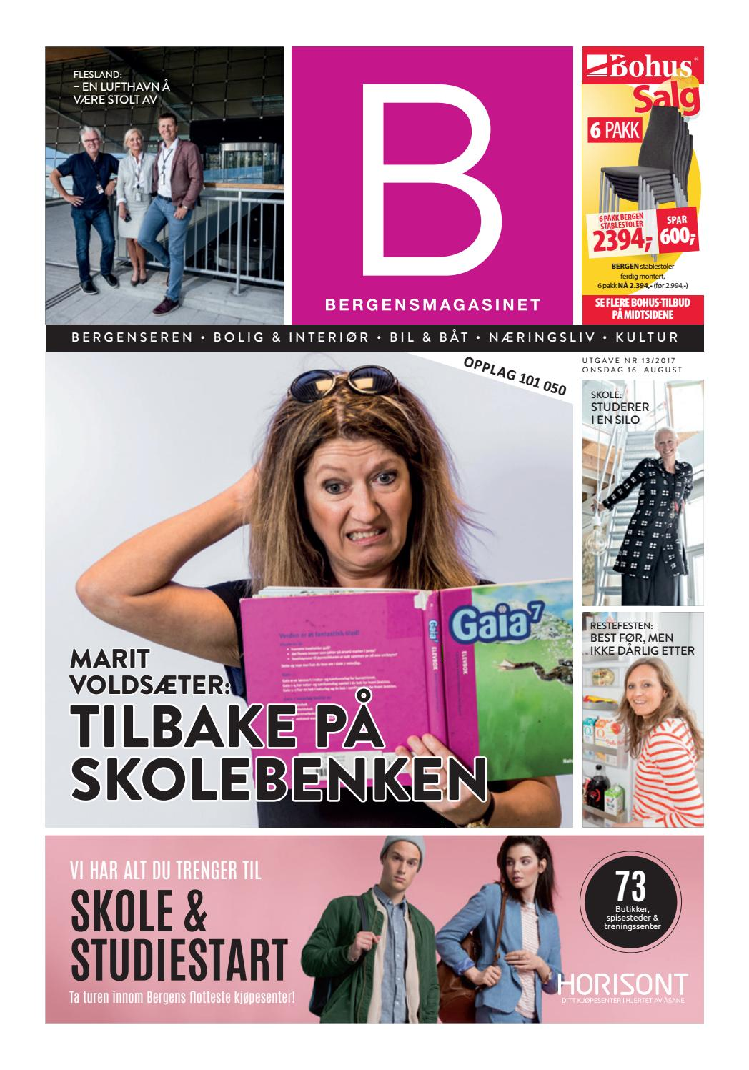 4d8b653c8 Bergensmagasinet nr 13:2017 by Molvik - issuu