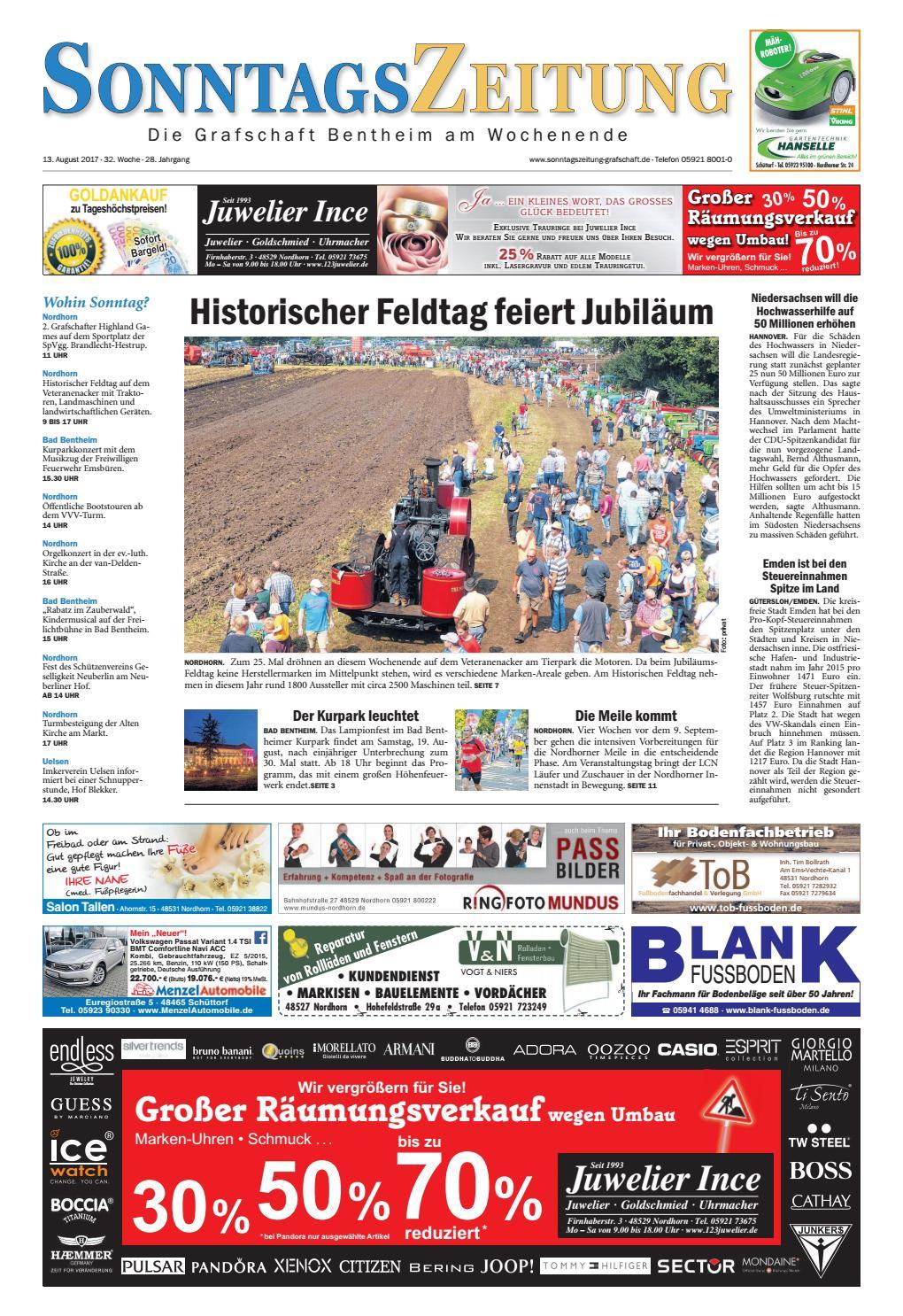 SonntagsZeitung_13-8-2017 by SonntagsZeitung - issuu